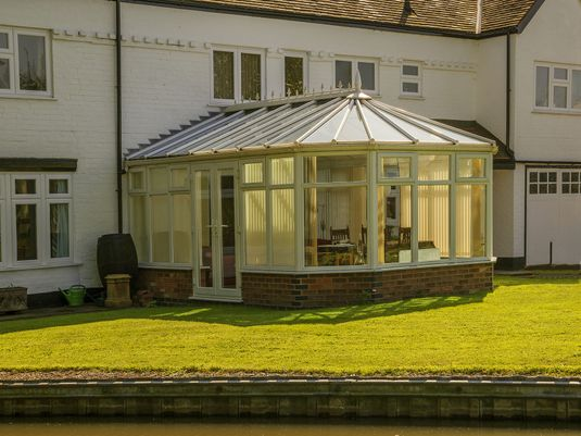 New Forest Glass Conservatory